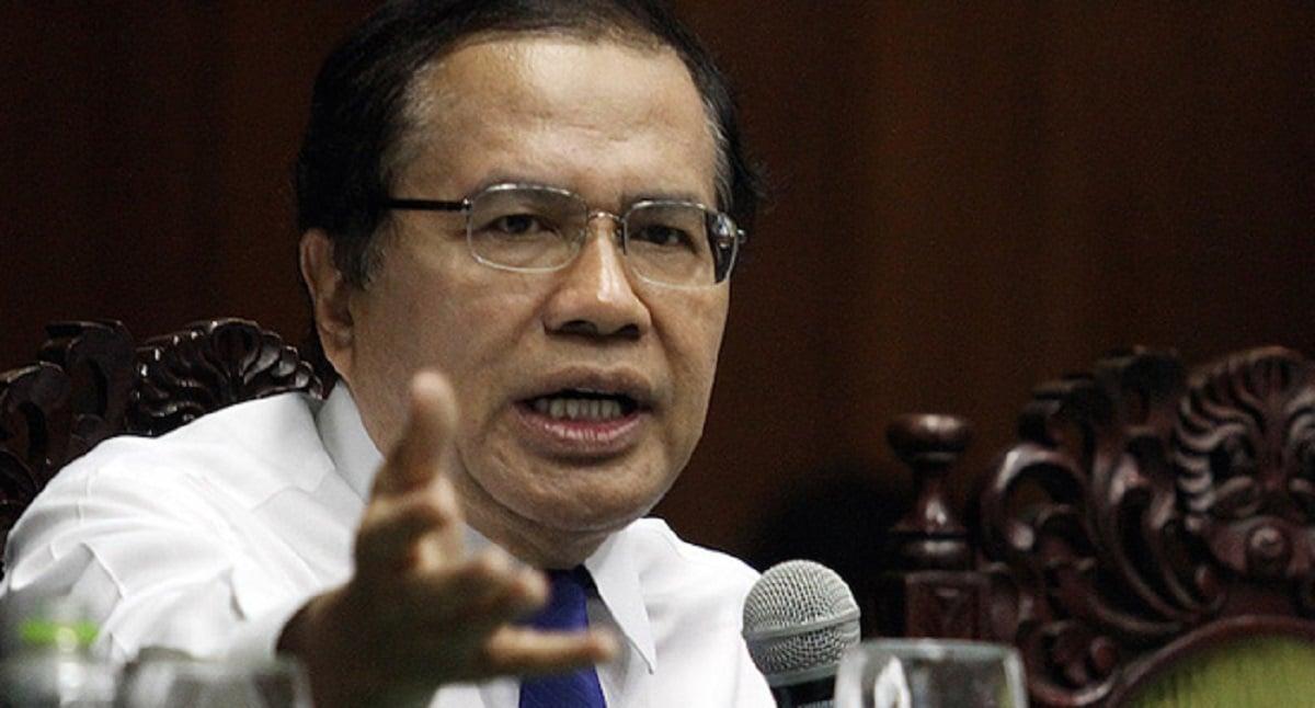 Koruptor Dapat Diskon Hukuman, Rizal Ramli Beri Komentar Menohok