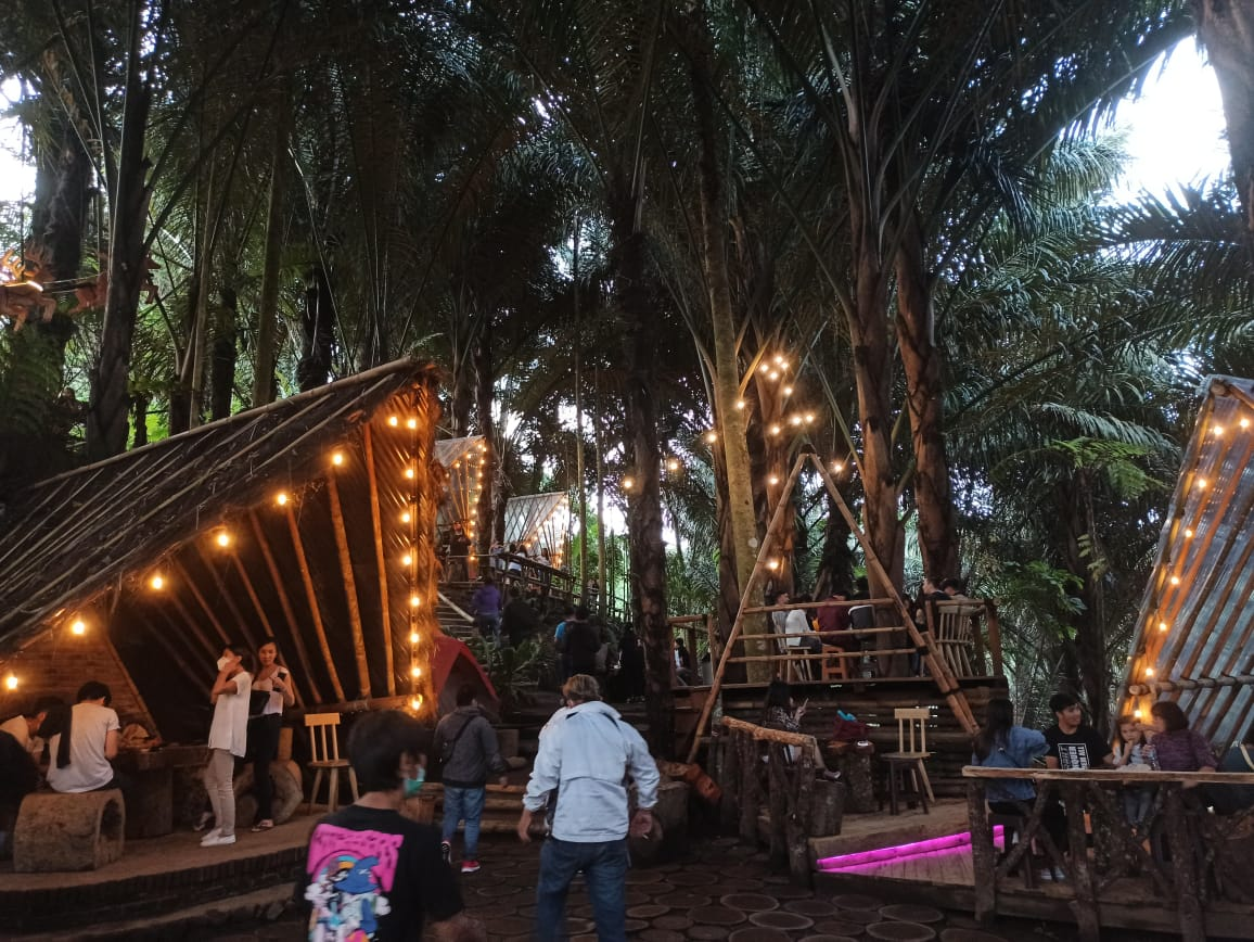 Objek wisata Tuur Ma'asering. Foto dari KanalMetro.com.