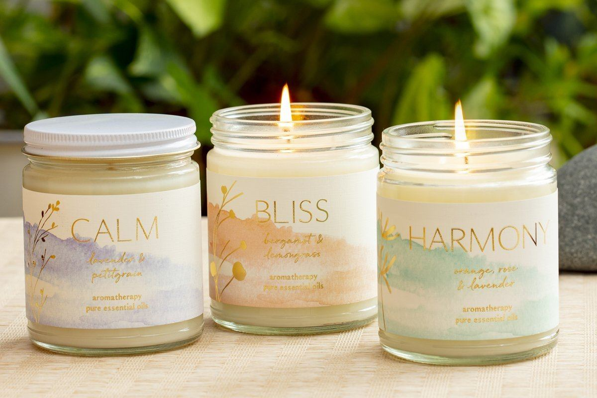 Lilin aroma therapy. Foto: Prosperty candle