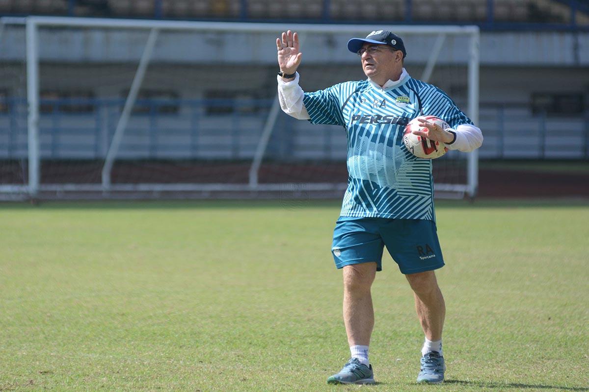 Persib Bandung Mulai Tingkatkan Intensitas Latihan