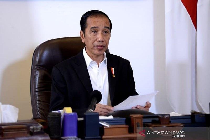 Presiden Joko Widodo (Jokowi) (Foto: ANTARANEWS)