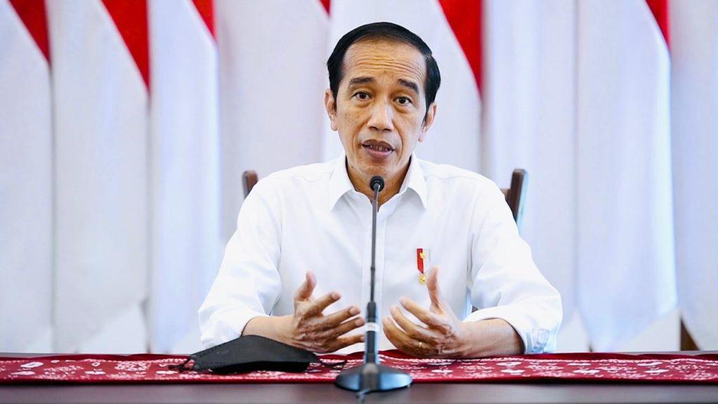 Kinerja menteri dalam jajaran Presiden Jokowi kembali mencuat dengan tingkat kepuasan yang kurang baik dalam menangani pandemi covid-19. (Foto: Biro Sekret)
