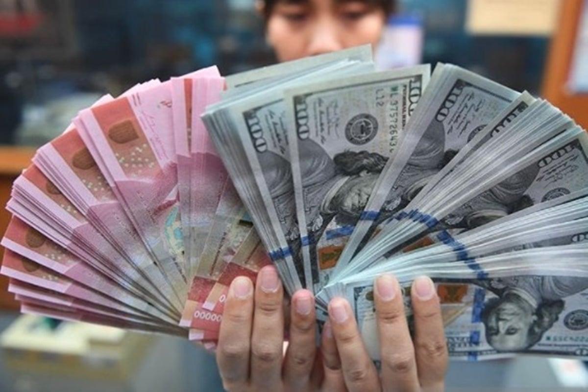 Rupiah/USD Menguat Hari ke-6, Dolar AS Lagi Loyo