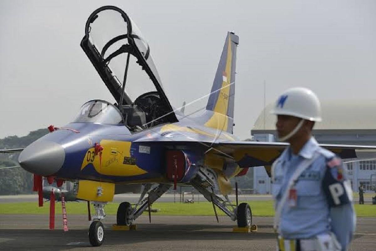 Ilustrasi: Jet tempur T-50i (Foto: ANTARA)