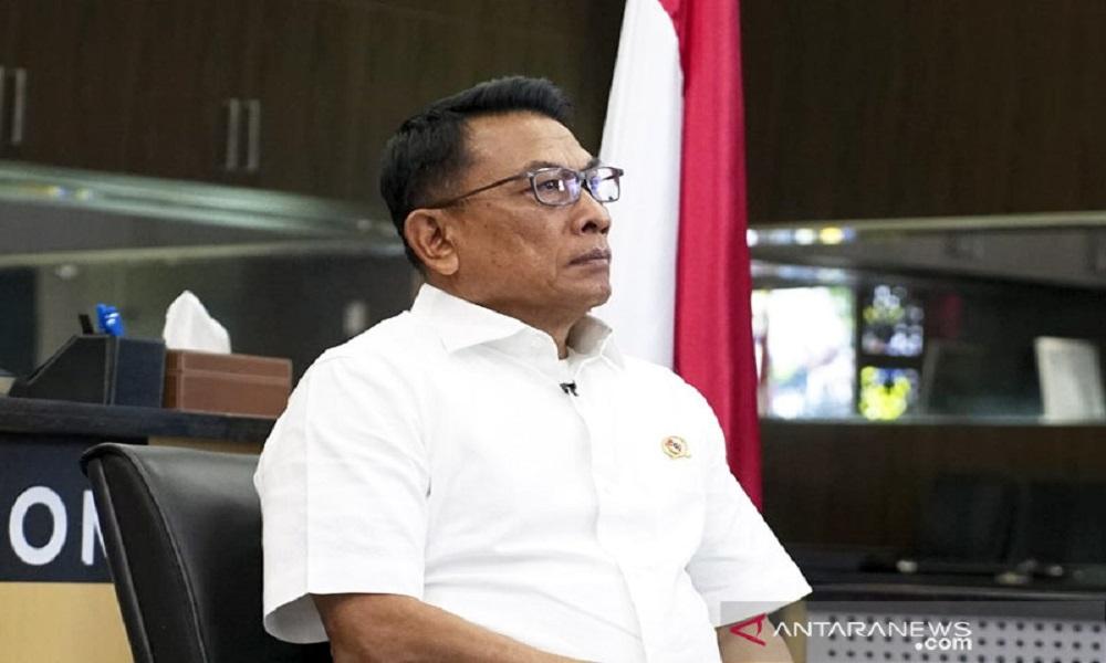 Kepala Staf Presiden (KSP) Moeldoko. FOTO: Antara