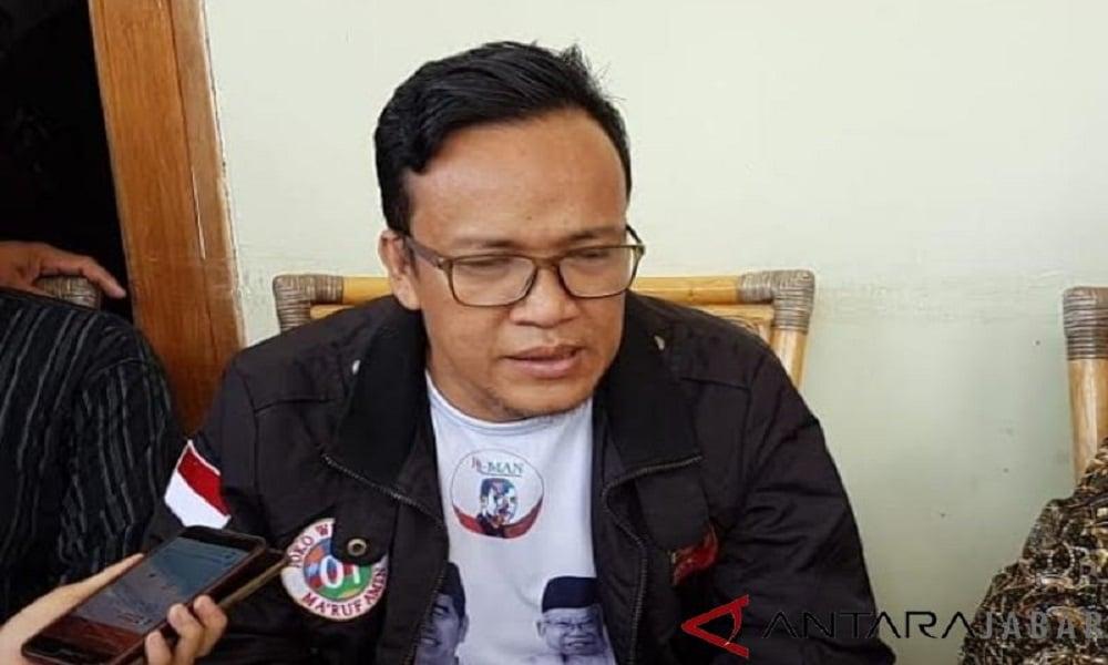 Ketua Relawan Jokowi Mania (Joman), Immanuel Ebenezer atau Noel. FOTO: Antara