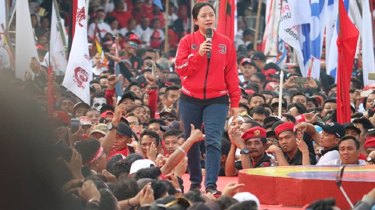 Baliho Puan Dirusak, Politikus PDIP Mendadak Pasang Badan