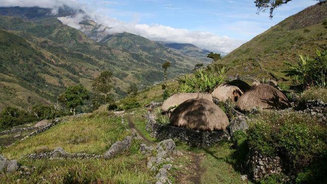 Lembah Baliem di Papua. Foto: Istockphoto/andersen_oystein.