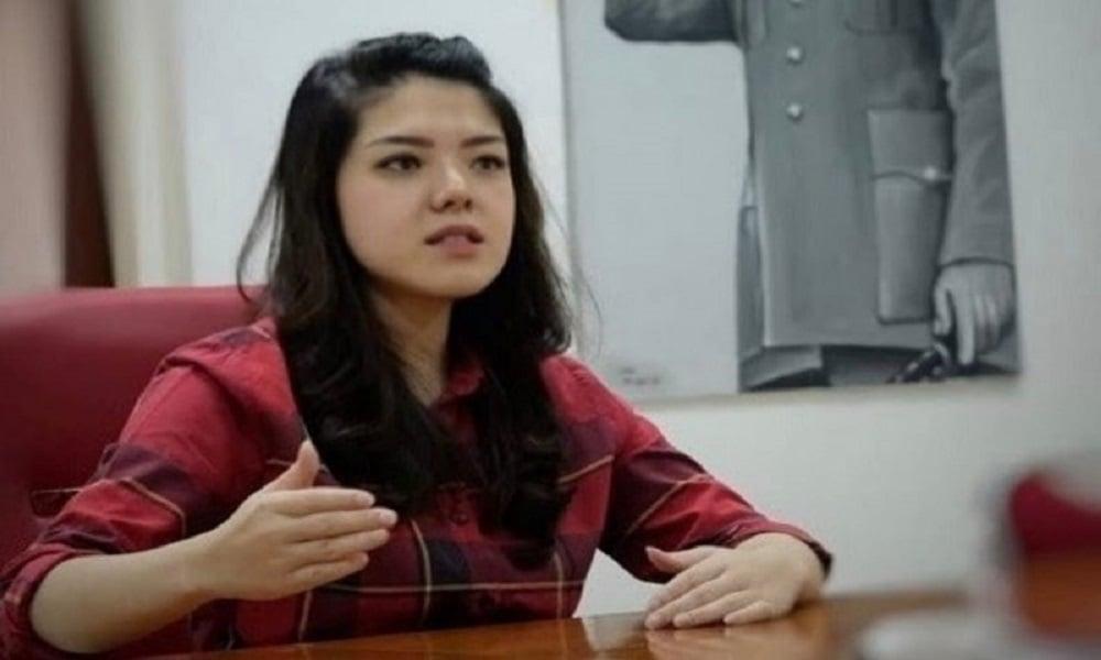 Politikus PDIP Agustina Hermanto atau Tina Toon. FOTO: Antara