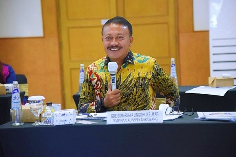 Wakil Ketua Komisi VI DPR RI Gde Sumarjaya Linggih. Foto: Dok Humas DPR-RI.