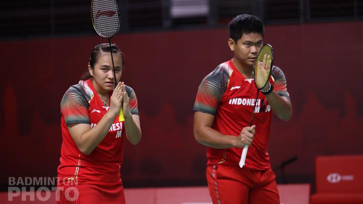 Kelemahan Praveen Jordan/Melati Daeva Oktavianti terkuak, Indonesia bisa dalam bahaya di Olimpiade Tokyo. (foto: Badminton Photo)