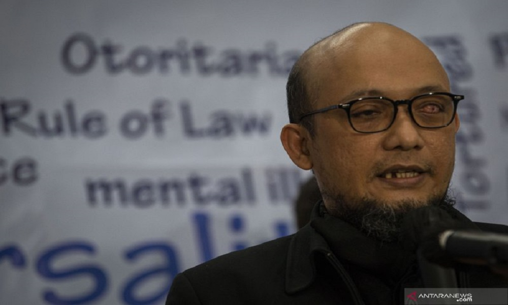 Ada Maladministrasi, Novel Baswedan Sebut Pimpinan KPK...