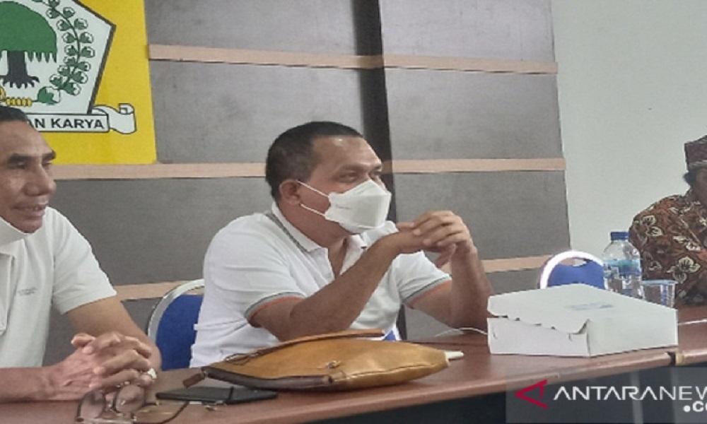 Kebangetan, Kader Golkar Pesta Joget di Tengah Pandemi Covid-19