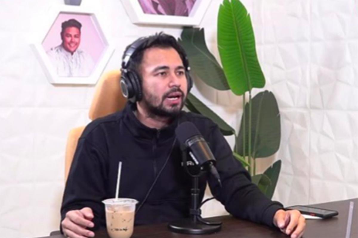 Raffi Ahmad Mengaku Pernah Positif Covid-19, Sembuh dalam Sehari