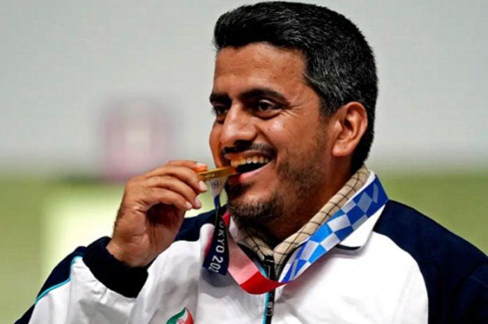 Sniper Iran Sambar Emas Olimpiade, Israel Jadi Salah Tingkah