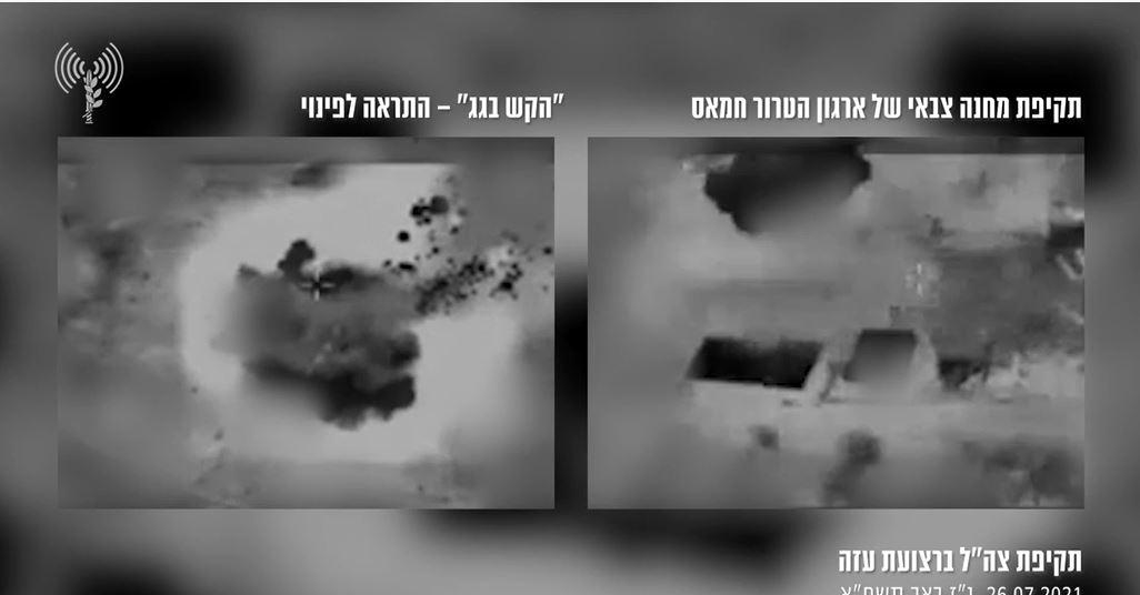 Balon Pembakar Gaza Berbuah Rudal Israel, Hamas Diacak-acak