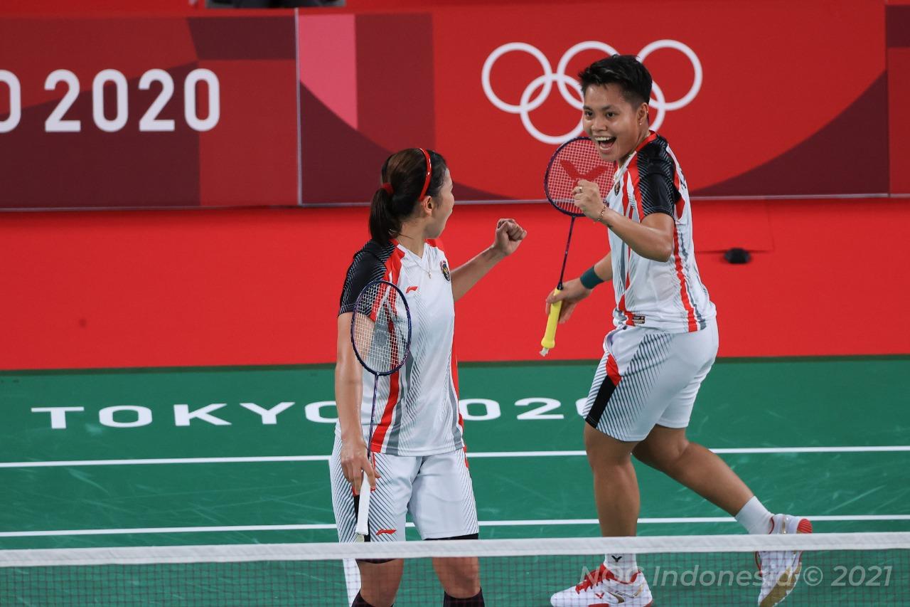 Liliyana Natsir: Apriyani Rahayu seperti Tidak Main di Olimpiade