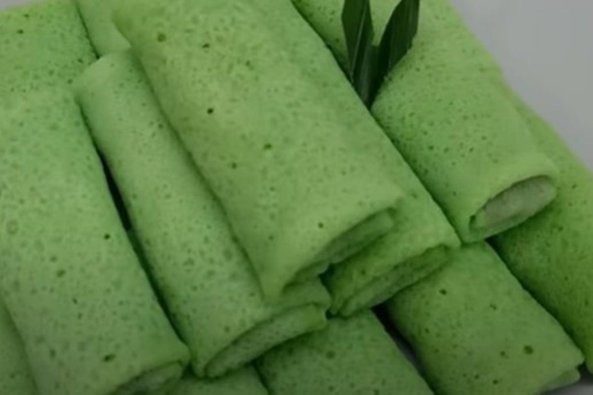 Resep Kue Dadar, Lembut dan Enak Banget