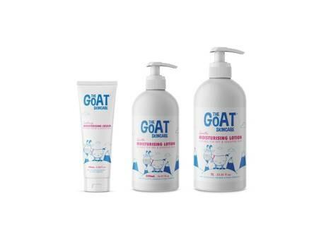 Bahan Susu Kambing The Goat Skincare Aman digunakan untuk Bayi