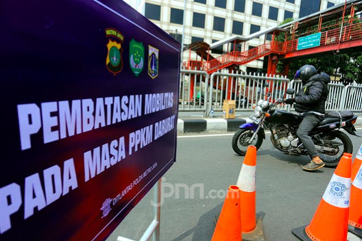 Epidemiolog Sarankan PPKM Diperpanjang, Presiden Jokowi Simaklah