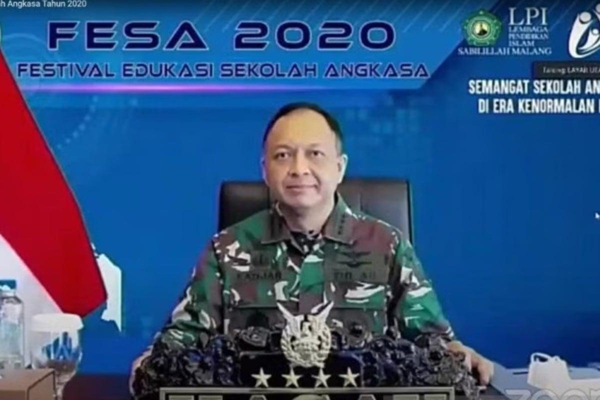 Instruksi Tegas KSAU Fadjar Prasetyo Top, Pengamat Angkat Jempol