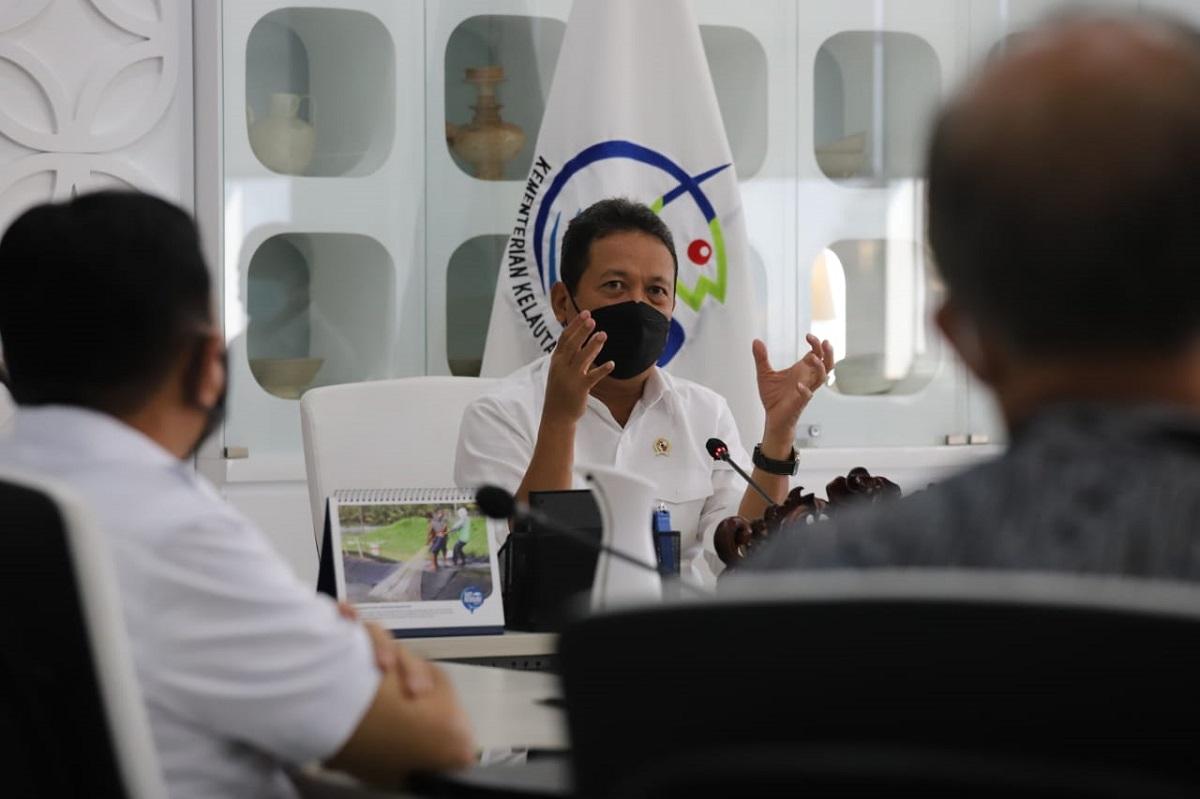 Demi Kembalikan Kejayaan Nusantara, Menteri Trenggono Lakukan Ini
