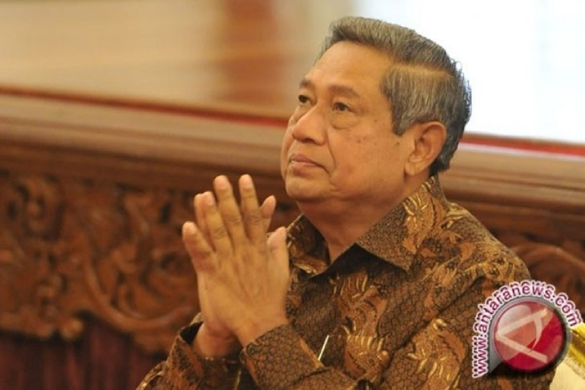 SBY Panjatkan Doa Lewat Twitter, Amin...