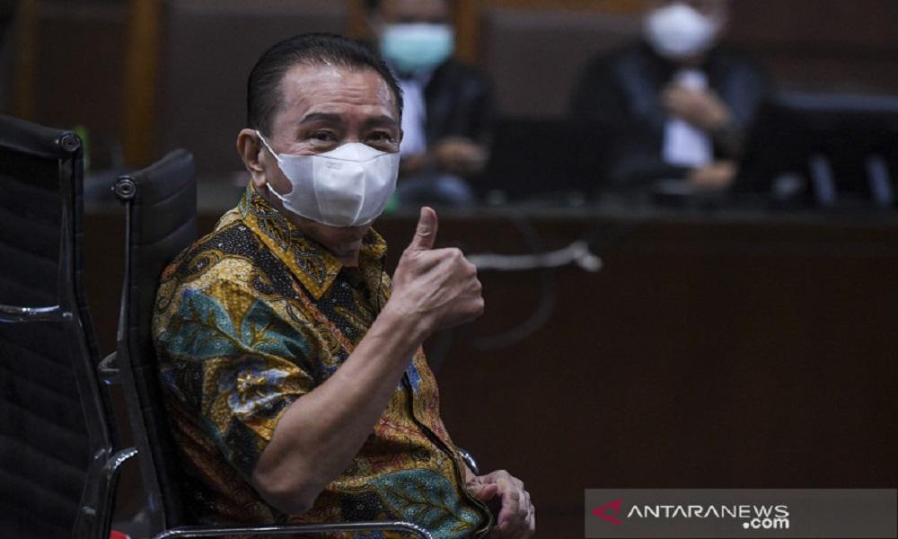 Hakim Potong Hukuman Djoko Tjandra 1 Tahun Penjara