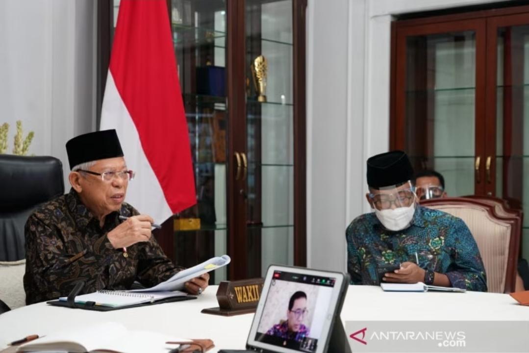 2 Masalah Sri Sultan Memanas, Kiai Ma'ruf Turun Gunung