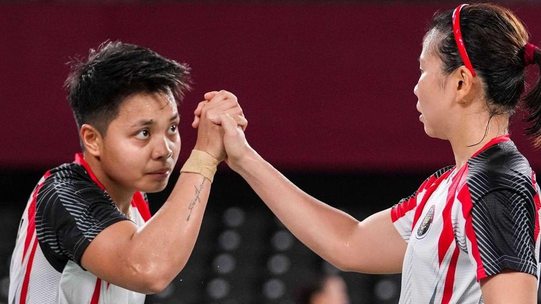 Usai Raih Medali Emas, Greysia Polii Bongkar Perlakuan China