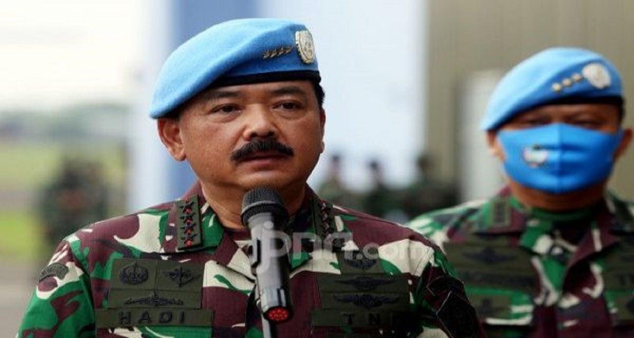 Panglima TNI Datangi Tim Pelacak, Tegas Beri Instruksi Ini