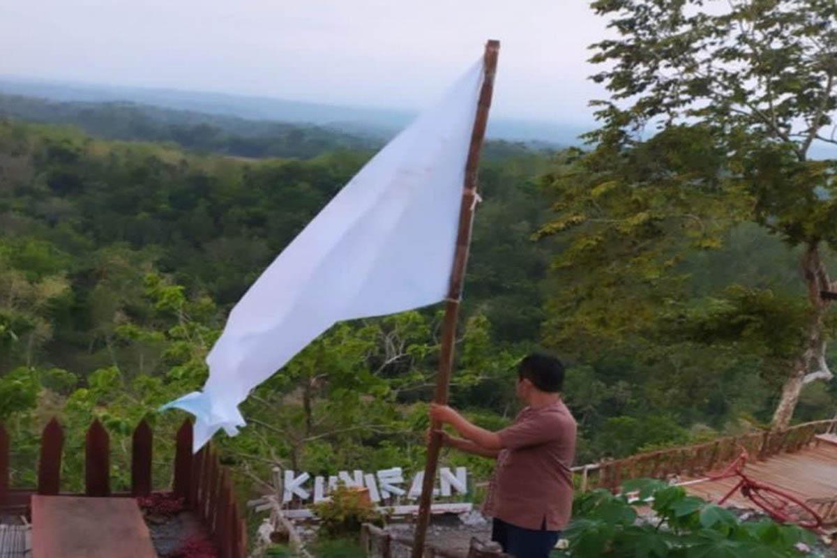 Sepi Turis, Objek Wisata Gunung Kuniran Kulon Progo Dijual
