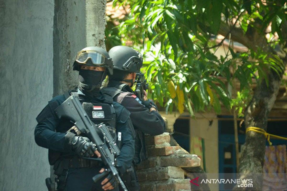 Densus 88 Ringkus Anggota Jaringan Teroris Ali Kalora Poso