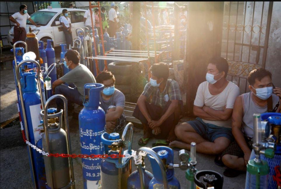 Junta Militer Myanmar Sungguh Bengis, Covid-19 Dijadikan Senjata