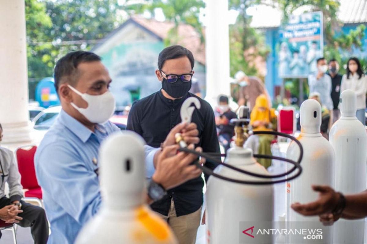 Monitor Ketersediaan Oksigen, Bima Arya Buat Langkah Strategis
