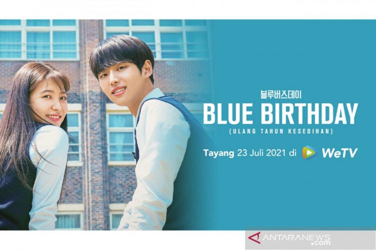 WeTV Original Blue Birthday Episode 2: Oh Ha Rin Ada di Masa Lalu