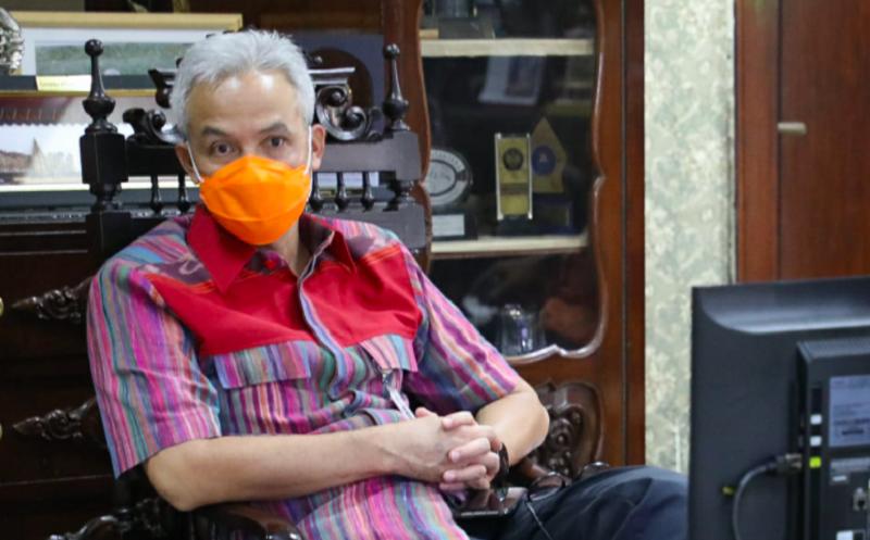 Ganjar Pranowo Sampaikan Pernyataan Penting, Seret TNI & Polri