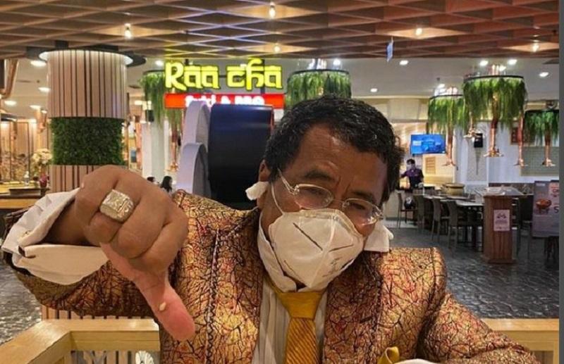 Pesan Menggelegar Hotman Paris ke Presiden Jokowi, Simaklah