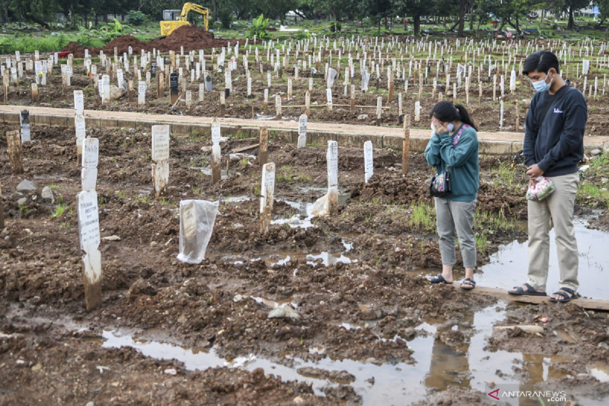 Varian Delta Ditemukan di Tarakan, Kasus Covid-19 Naik Tajam