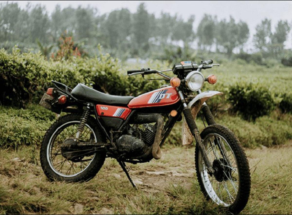 Yamaha DT 100, Motor Anak Muda 90-an Harganya Puluhan Juta