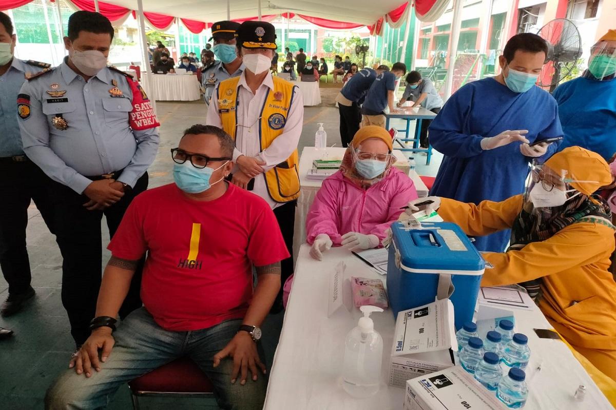 Dari Rutan Salemba, Jhon Kei Sampaikan imbauan Penting