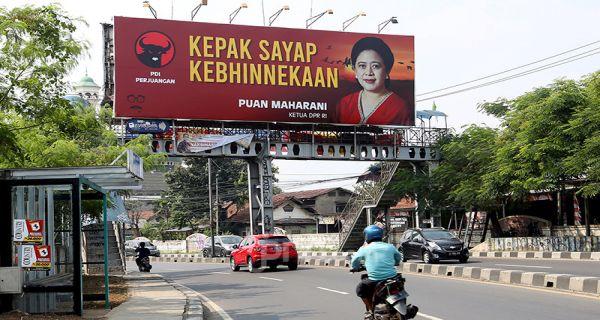 Pengamat Bongkar Baliho Puan Maharani: Publik Harus Waspada...