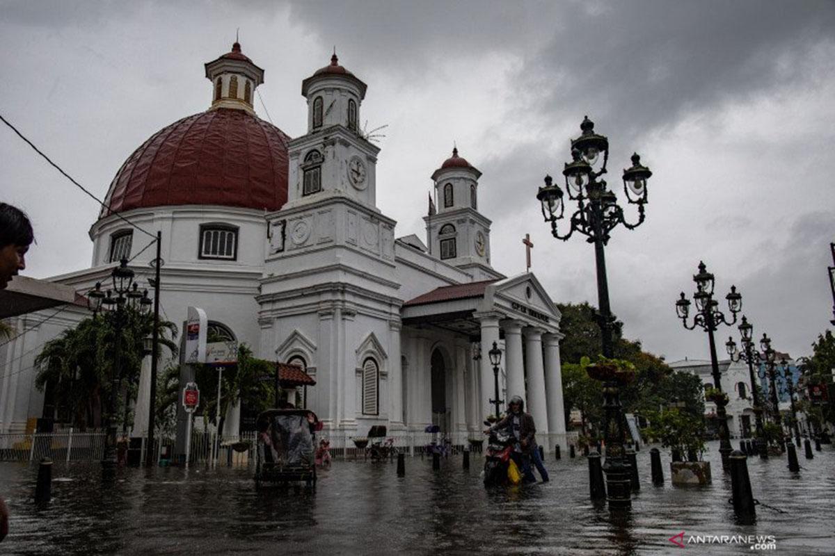 Semarang dan Pekalongan Diprediksi Tenggelam, ESDM Membenarkan