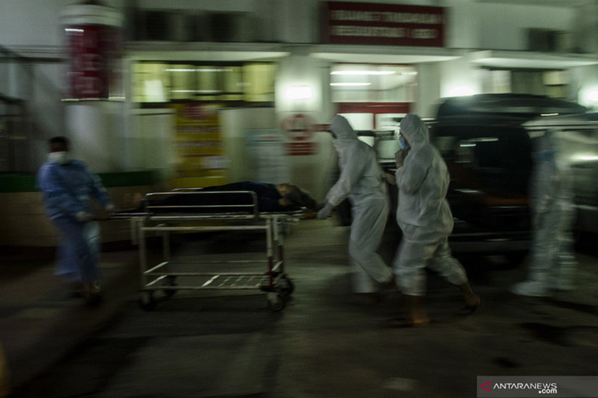 Alhamdulillah, BOR Rumah Sakit di Jabar Menjadi 50,35 Persen