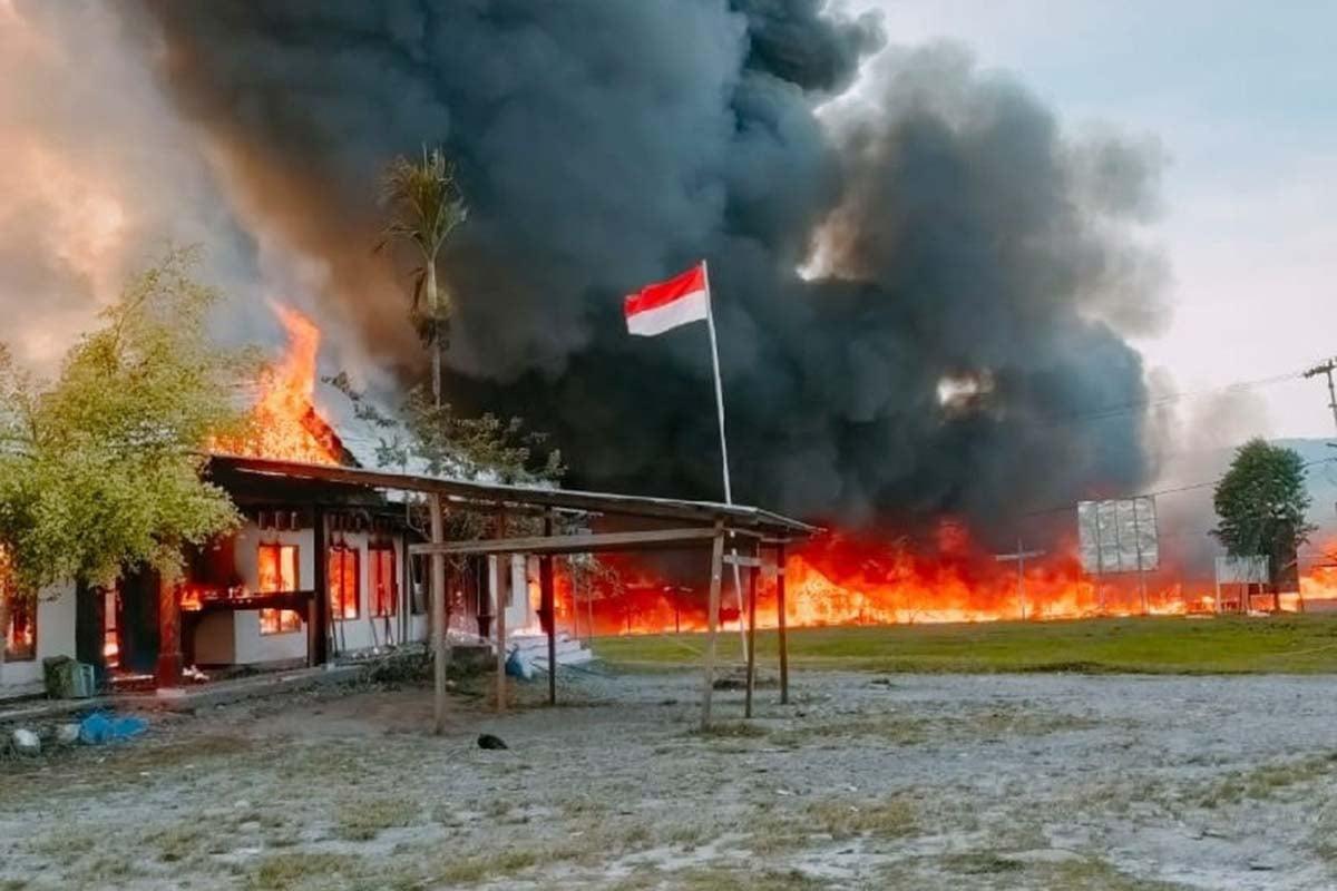 Kondisi Terkini di Yalimo Papua Usai Rusuh Pilkada