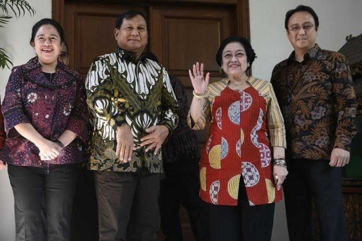 Duet Prabowo-Puan Belum Maksimal, Ini Buktinya