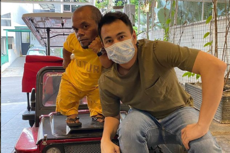 Bawakan Durian untuk Raffi Ahmad, Ucok Baba Dapat Mobil Mewah