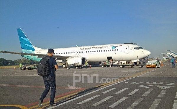 Protes Prasyarat PCR Pesawat, Garuda Surati Tito Karnavian