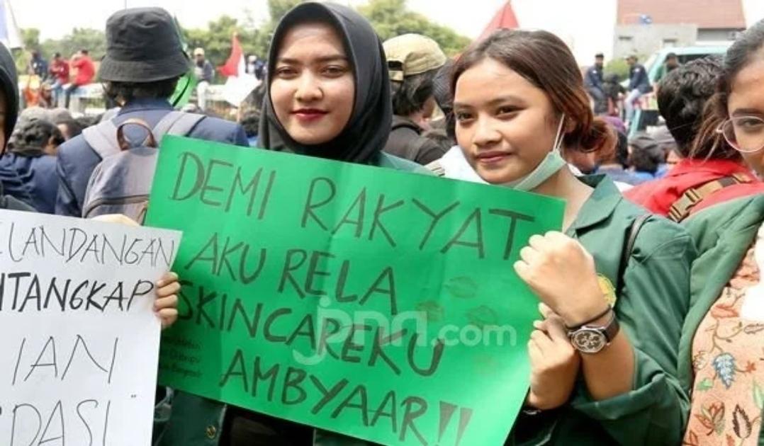 Siapa Senior HMI yang Serukan Demo Jokowi Selama 3 Hari?