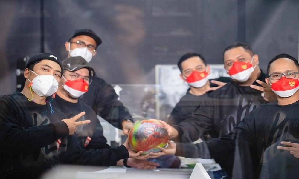 Borneo FC Siap Sebarkan Virus Kreatif Sepak Bola